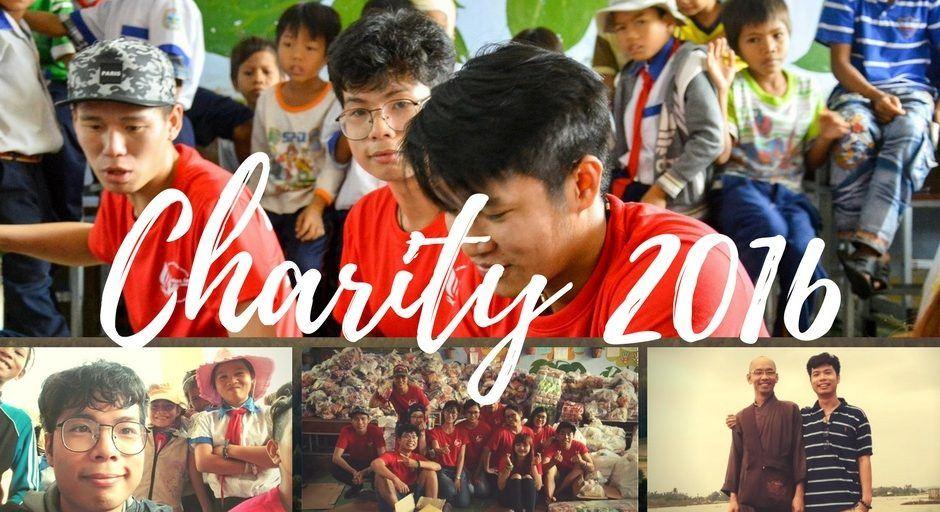 Charity 2016 - Từ Thiện 2016