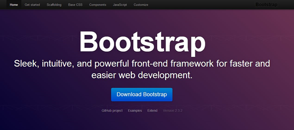 Twiter Bootstrap Framework - Công cụ tuyệt vời cho dân coder & designer