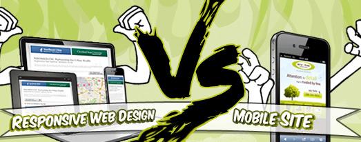mobile vs responsive websites cai nao tot hon