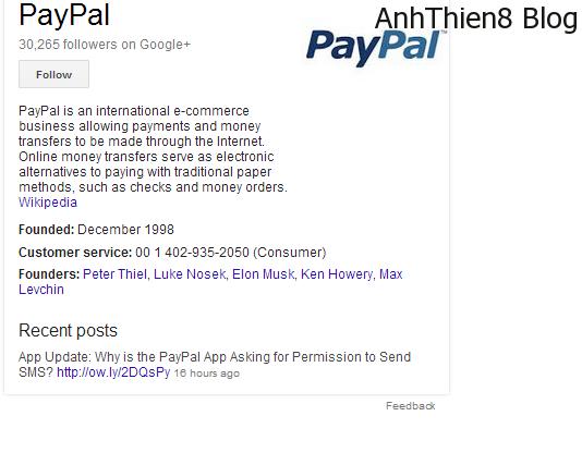 Giảm thiểu nguy cơ bị hack khi sử dụng email phụ trong Paypal