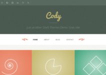[Premium Theme] Cody – Simple WordPress Theme for blogs and personal websites.