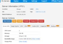 Trải nghiệm VPS miễn phí 50$ Vultr