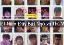 Nhìn lại năm 2015 : Một Năm Đầy Bất Ngờ và Thú Vị