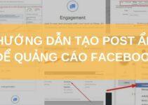Hướng dẫn Tạo Post Ẩn Dark Post để Quảng Cáo Facebook