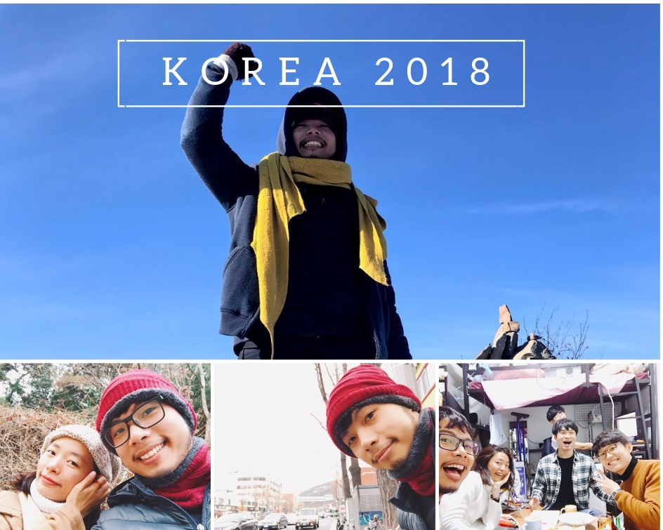 Du Lịch Hàn Quốc Tháng 12/2018