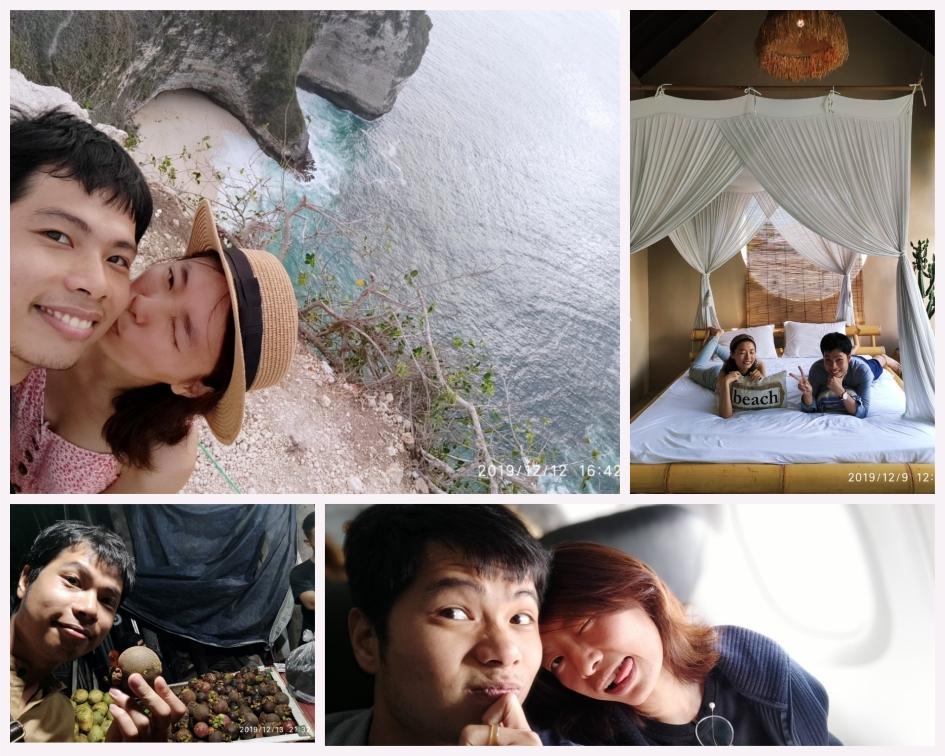 Bali cùng người yêu