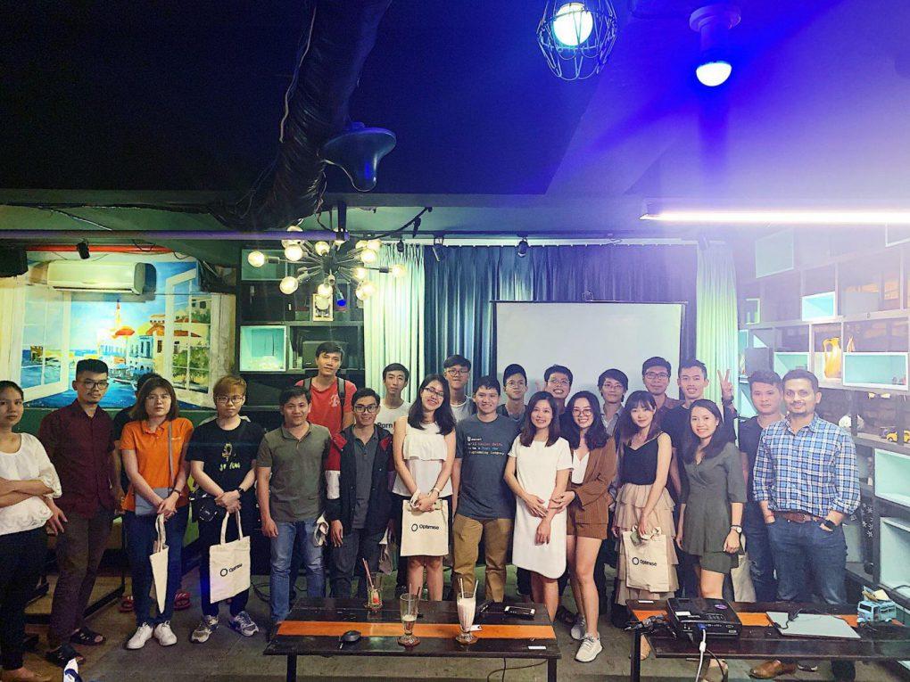 """Workshop """"Hành trình kiếm $1000/tháng từ travel blogger"""""""