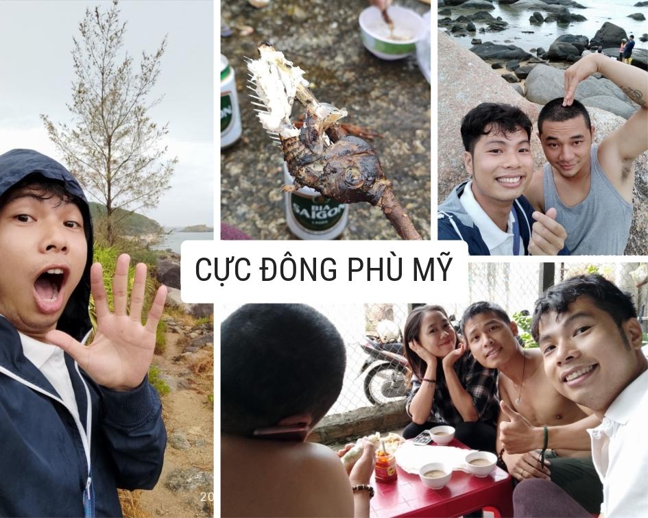Cực Đông Bình Định và những người bạn