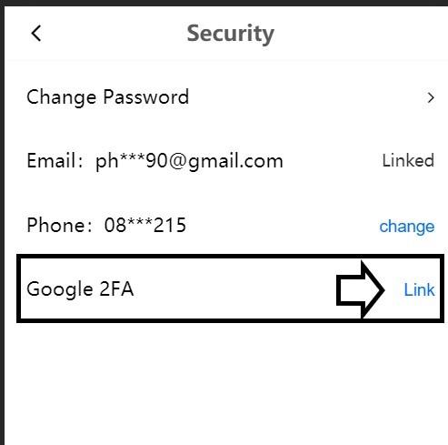 Bật 2FA bảo mật tài khoản