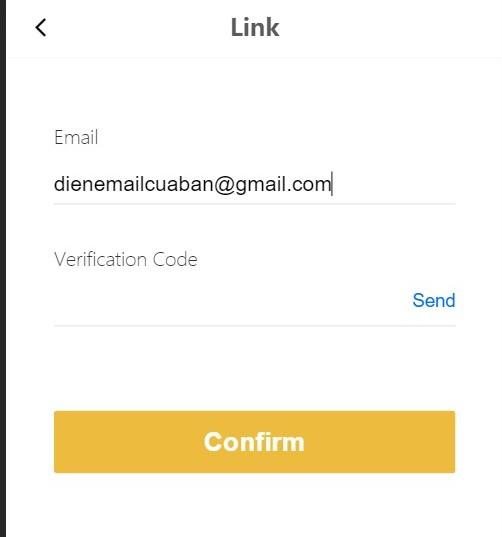 Nhập email đăng nhập