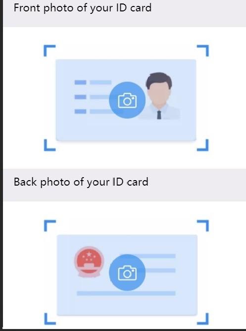Sau khi bạn đã tải xong hết tất cả tài liệu thì bạn nhấn vào nút Submit.  Bây giờ, bạn chỉ việc chờ xác minh danh tính là xong.