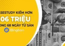 (CASESTUDY) Kiếm Tiền Online Trong Thị Trường Crypto : Kiếm Hơn 106tr trong 68 Ngày từ Sàn Bingbon