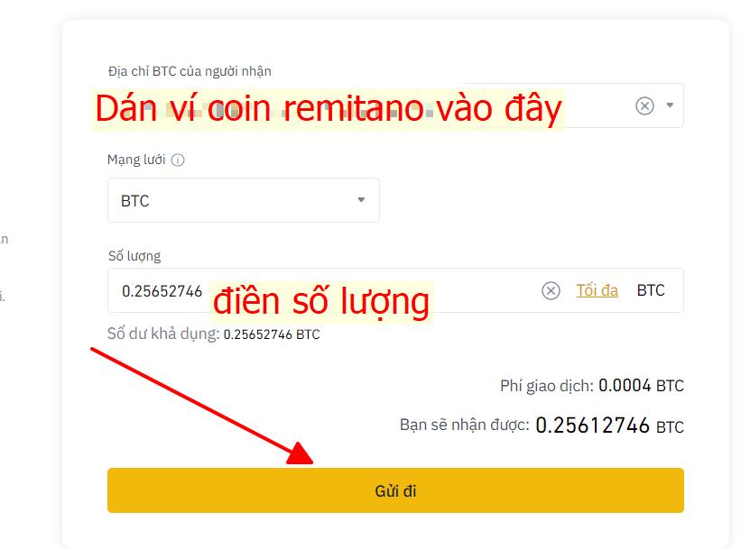 huong dan su dung vi remitano giao dich bitcoin eth usdt toan tap 2
